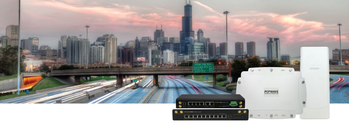 MAX Cellular Router
